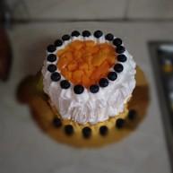 簡單版奶油蛋糕