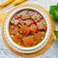紅燒魔芋豆腐