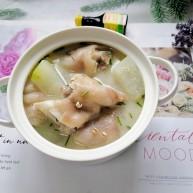 薏米猪蹄汤