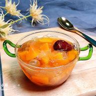 木瓜炖银耳