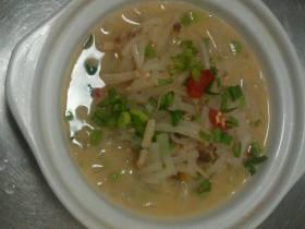 魷魚干蘿卜絲