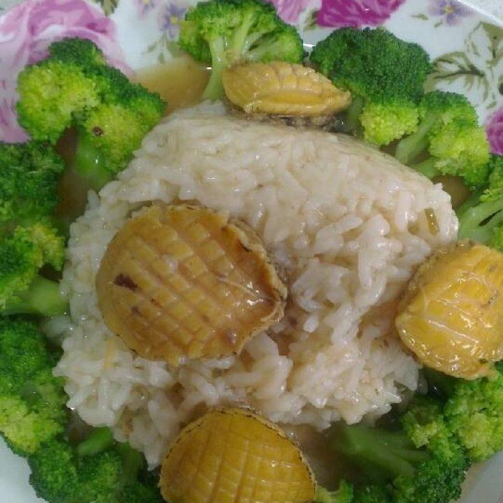 大全捞饭(简单大虾哈)蚝油做法鲍鱼易学图片