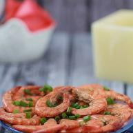无油白胡椒虾
