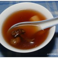 红菇山药汤