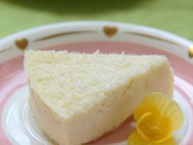 南洋风味的奶酪蛋糕——椰香奶酪蛋糕