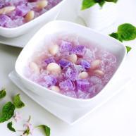 冰糖紫淮山大白芸豆