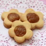 蜜桃酱饼干