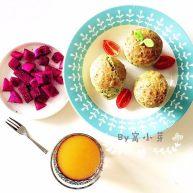菠菜玉米玛芬松饼-宝宝可以放心吃的健康烘