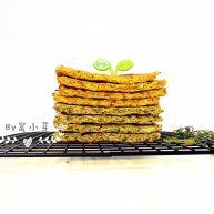 蔬菜核桃彩虹饼—吃法百变彩虹饼