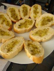 橄榄油芝士面包酥的做法和步骤第4张图