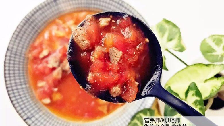 宝宝辅食:番茄鸡肝/猪肝汤