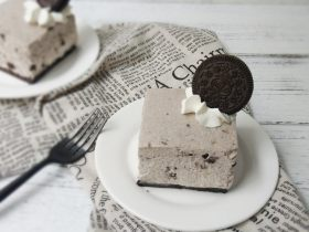 免烤快手的奥利奥芝士蛋糕