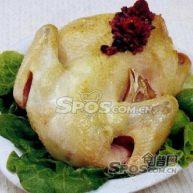 伏龙肝烤嫩鸡