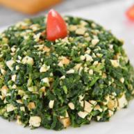 清明时节必须品尝的一道美食——马兰头香干