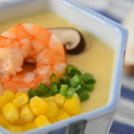 0失败超滑溜的日式茶碗蒸,宝宝老人都爱吃