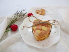 雙色蘋果醬曲奇餅干