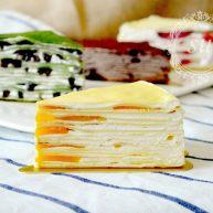 顏值與美味并存的千層蛋糕