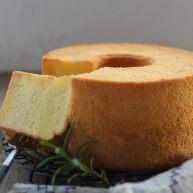 鸡尾酒戚风蛋糕