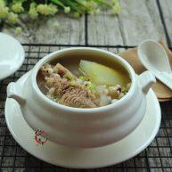 祛湿消肿瘦身的冬瓜薏仁汤