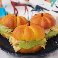 南瓜汉堡包