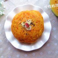 香辣南瓜丝饼