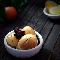 酱油五香蛋