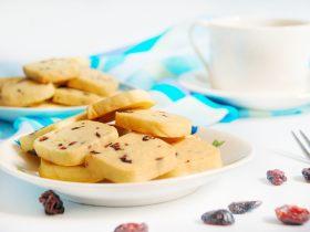 酸奶蔓越莓饼干
