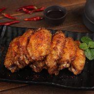 川式经典之椒麻鸡翅,吃完嘴里麻的像刮大风