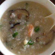 蟹肉虾仁粥