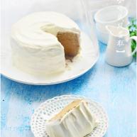 奶油咖啡戚风蛋糕