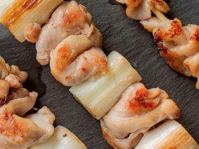 居酒屋烤雞肉串(附醬汁配方)