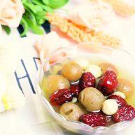 红枣桂圆莲子汤