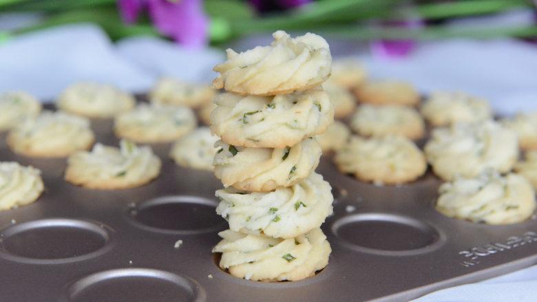 葱香曲奇饼干