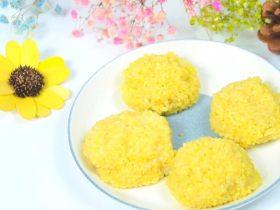 小米豆腐虾仁丸 宝宝健康辅食,高蛋白补钙