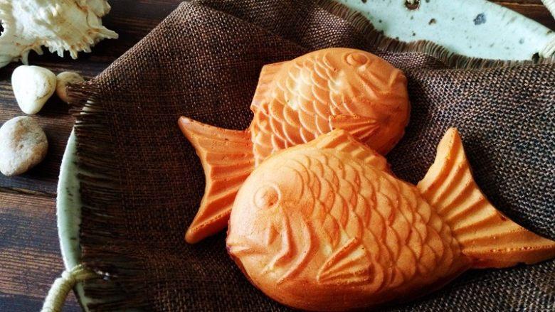 蔓越莓鲷鱼烧