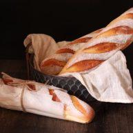 奶香法棍型面包