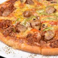 陳小春兒子喜歡的熱辣披薩這樣做