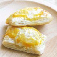 榴莲酥 宝宝辅食,飞饼皮+鸡蛋液