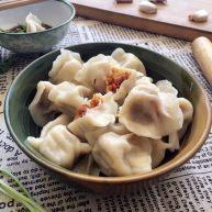胡萝卜大葱猪肉饺子