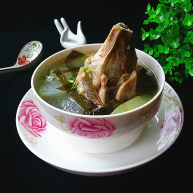 #一碗汤#冬瓜海带筒骨汤