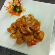 生抽王麻虾