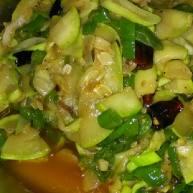 素炒葫芦瓜