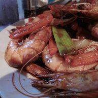 洛氏新煮義--黃燜大蝦