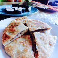 洛氏新煮义--香菇牛肉馅饼