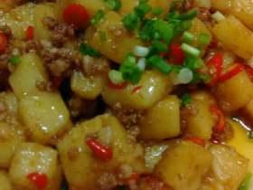 米豆腐烧肉