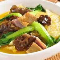 浓汤烩三鲜