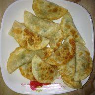 韭菜饺pk韭菜煎饼
