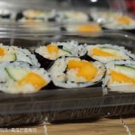 青瓜芒果寿司