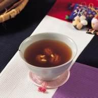 柿饼肉桂茶