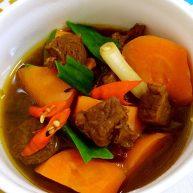 麻辣牛肉汤·牛腩汤